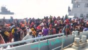 ভাসানচরে পৌঁছেছে আরও ২১৪৭ রোহিঙ্গা…